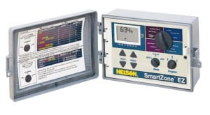 Nelson Smart Zone Controllers At Sprinkler Irrigation