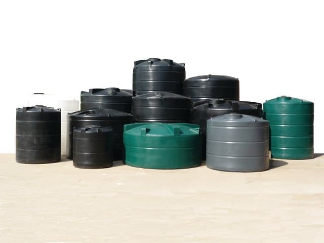 Water Tank Irrigation System : Water tanks for irrigation systems are available at