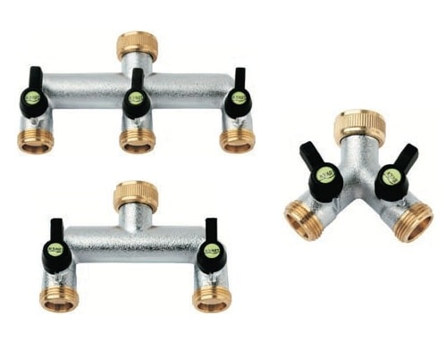 Brass Water Manifold are available at Sprinkler Irrigation Systems