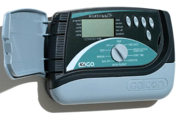 Galcon 8100 Irrigation Controller For All Your Automated