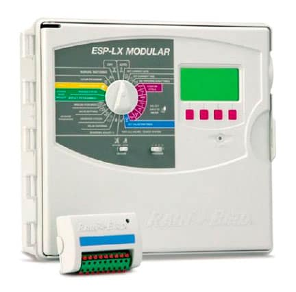 Rain Bird Esp Lx Irrigation Controller For Your Automated Irrigation